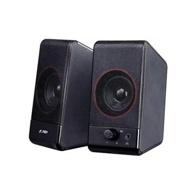 F D U213a Portable Laptop Desktop Speaker Black Price In