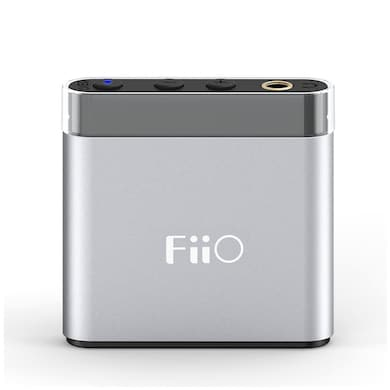 FiiO A1 Portable Headphone Amplifier Silver Price in India