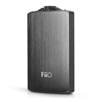 FiiO A3 Portable Headphone Amplifier Black Price in India