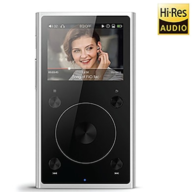 FiiO X1 2nd Generation High Resolution Lossless Media Player Silver Price in India