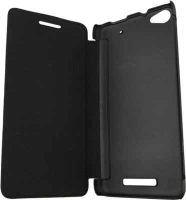 outlet store dbe60 45683 Flashmob Premium Satin Finish Flip Cover For Micromax A315 Canvas 4 ...