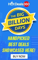 Flipkart - Big Billion Sale