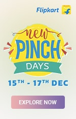 Flipkart new pinch days