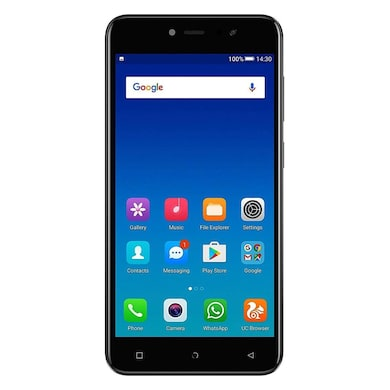 Gionee A1 Lite (Black, 3GB RAM, 32GB) Price in India