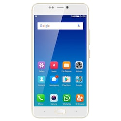 Gionee A1 Gold, 64GB images, Buy Gionee A1 Gold, 64GB online at price Rs. 14,850