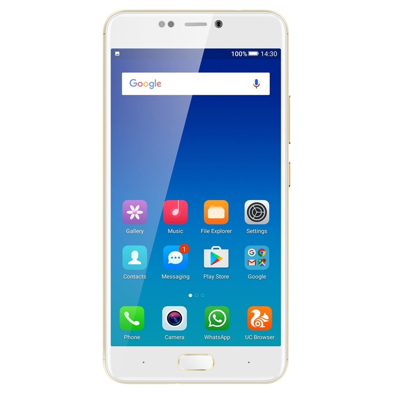 Gionee A1 Gold, 64GB images, Buy Gionee A1 Gold, 64GB online at price Rs. 16,199