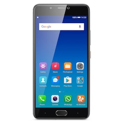 Gionee A1 Gray, 64GB images, Buy Gionee A1 Gray, 64GB online at price Rs. 14,990