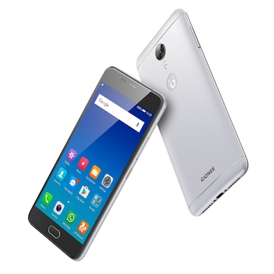 Gionee A1 Gray, 64GB images, Buy Gionee A1 Gray, 64GB online at price Rs. 11,699