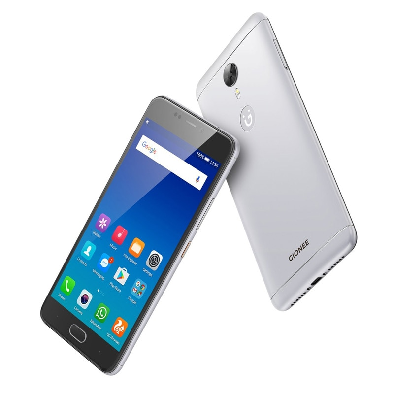 Gionee A1 Gray, 64GB images, Buy Gionee A1 Gray, 64GB online at price Rs. 14,800