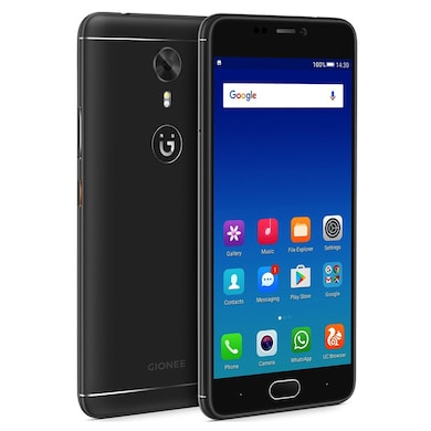 Gionee A1 (Black, 4GB RAM, 64GB) Price in India