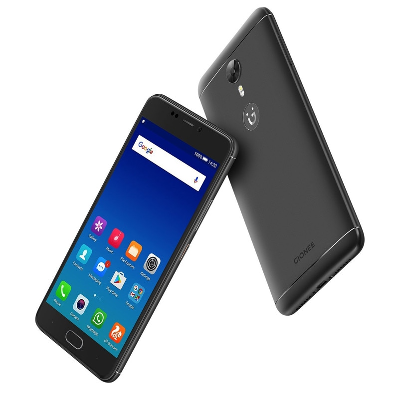 Gionee A1 Black, 64GB images, Buy Gionee A1 Black, 64GB online at price Rs. 15,999
