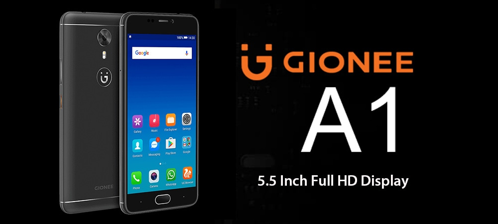 Gionee A1 Photo 12