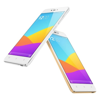 Gionee F103 Pro Gold, 16 GB images, Buy Gionee F103 Pro Gold, 16 GB online at price Rs. 6,850