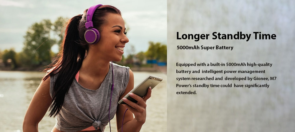 Gionee M7 Power (4 GB RAM, 64 GB) Photo 7