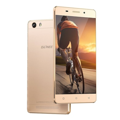 Gionee Marathon M5 Lite (Gold, 3GB RAM, 32GB) Price in India