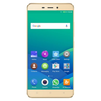 Gionee P7 Max (Gold, 3GB RAM, 32GB) Price in India