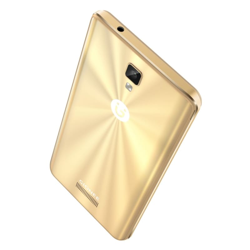 Gionee P7 Max Gold, 32 GB images, Buy Gionee P7 Max Gold, 32 GB online at price Rs. 9,499