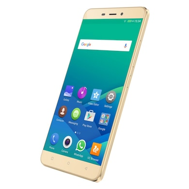 Gionee P7 Max Gold, 32 GB images, Buy Gionee P7 Max Gold, 32 GB online at price Rs. 6,799