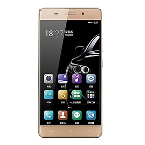 Gionee Pioneer P5L Gold, 16 GB