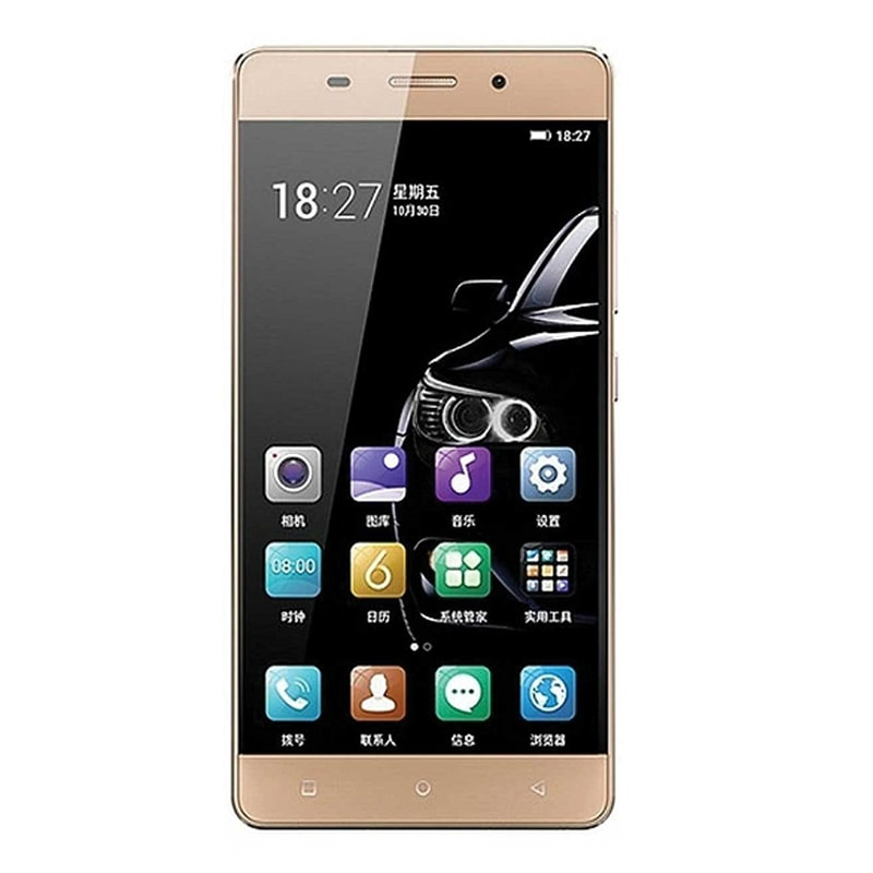 Gionee Pioneer P5L Gold, 16 GB images, Buy Gionee Pioneer P5L Gold, 16 GB online at price Rs. 6,650