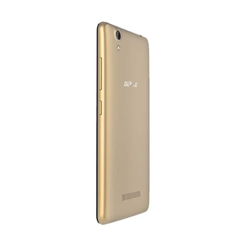 Buy Gionee Pioneer P5L Gold, 16 GB online