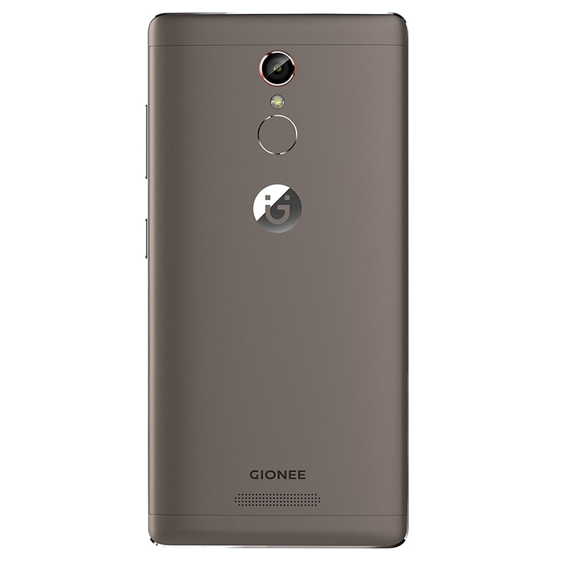 Gionee S6s Mocha Gold, 32 GB images, Buy Gionee S6s Mocha Gold, 32 GB online at price Rs. 13,800