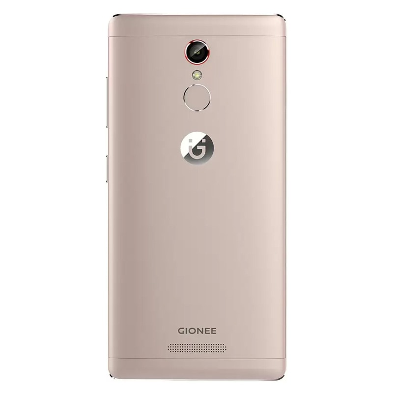 Gionee S6s Latte Gold, 32 GB images, Buy Gionee S6s Latte Gold, 32 GB online at price Rs. 12,199