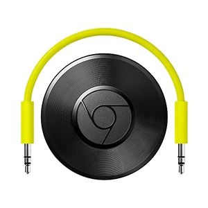 Buy Google Chromecast Audio Streaming Device Online