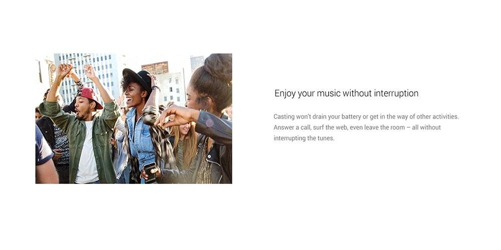 Google Chromecast Audio Streaming Device Photo 11