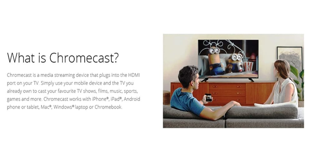 Google Chromecast Media Streaming Device Photo 6
