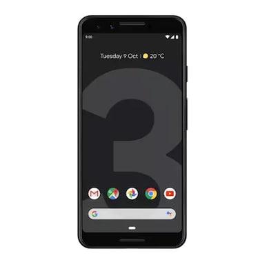 Unboxed Google Pixel 3 (Just Black, 4GB RAM, 64GB) Price in India