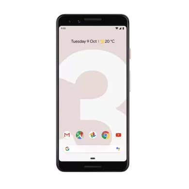 Unboxed Google Pixel 3 (Not Pink, 4GB RAM, 64GB) Price in India