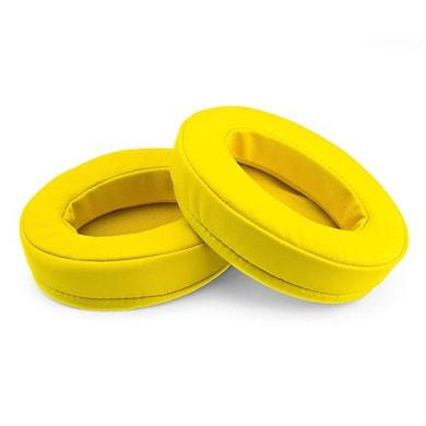 Headphone Memory Foam Earpads Yellow Price in India