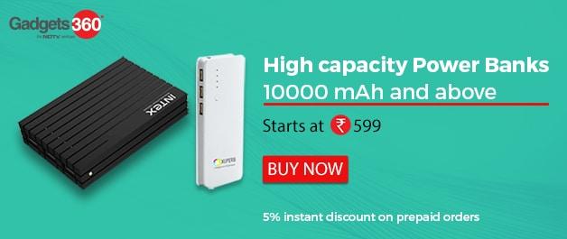 High Capacity Power Banks