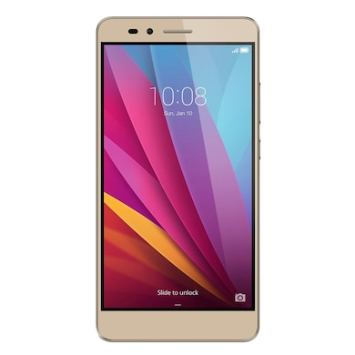 Honor 5X Gold,16GB images, Buy Honor 5X Gold,16GB online at price Rs. 7,699