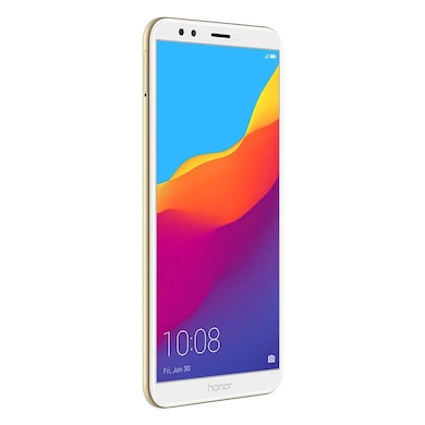 Honor 7C FullView Display (Gold, 3GB RAM, 32GB) Price in India