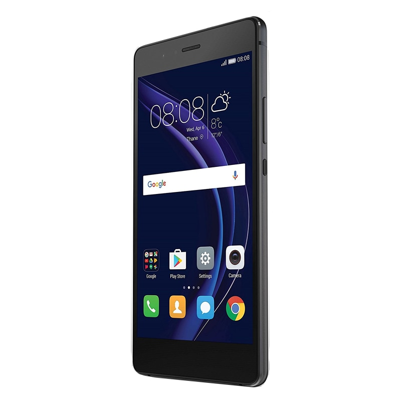 Honor 8 Smart Black, 16 GB images, Buy Honor 8 Smart Black, 16 GB online at price Rs. 15,400