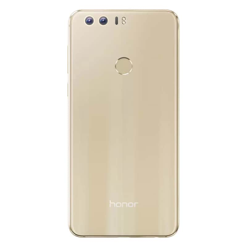 Honor 8 (4 GB RAM, 32 GB) Sunrise Gold images, Buy Honor 8 (4 GB RAM, 32 GB) Sunrise Gold online at price Rs. 27,999
