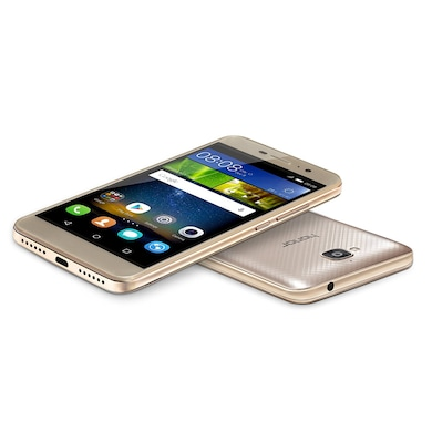 Honor Holly 2 Plus Gold, 16 GB images, Buy Honor Holly 2 Plus Gold, 16 GB online at price Rs. 6,799