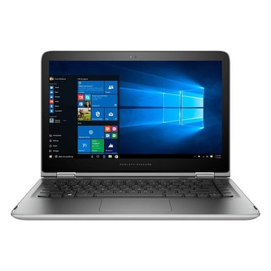 HP 13-s101TU 13.3 Inch Laptop (Core i5 6th Gen/4GB/1TB/Win 10/Touch) Natural Silver Price in India