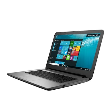 HP 14-AC108TU P3C95PA#ACJ 14 Inch Laptop (Core i3 5th Gen/4GB/1TB/Win 10) Turbo Silver Price in India