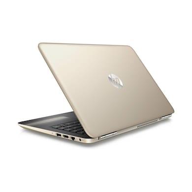 HP 14-AL111TX 14 Inch Laptop (Core i5 5th Gen/8GB/1TB/Win 10/4GB Graphics) Gold Price in India