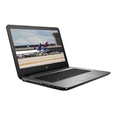 HP 14-AM020TU X0S87PA 14 Inch Laptop (Core i3 5th Gen/4GB/1TB/Win 10) Silver Price in India