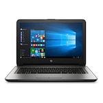 Buy HP 14-AM090TU Z4Q60PA 14 Inch Laptop (Core i3 5th Gen/4GB/1TB/Win 10) Silver Online