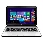 Buy HP 15-ac119TU N8M15PA 15.6 Inch Laptop (Core i3 5th Gen/4GB/1TB/Win 10) White and SIlver Online