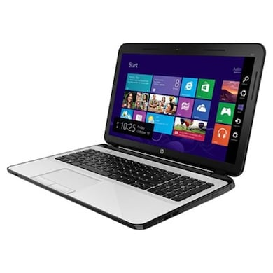 HP 15-ac119TU N8M15PA 15.6 Inch Laptop (Core i3 5th Gen/4GB/1TB/Win 10) White and SIlver Price in India