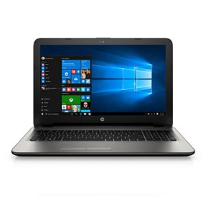 HP 15-ac123tx 15.6 Inch Laptop (Core i5 5th Gen/4GB/1TB/Win 10/2GB Graphics) Silver