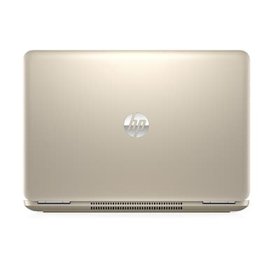 HP 15-AU004TX 15.6 Inch Laptop (Core i7 6th Gen/8GB/1TB/Win 10/2GB Graphics) Gold Price in India