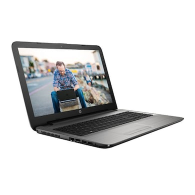 HP 15-AY006TX W6T43PA 15.6 Inch Laptop (Core i3 5th Gen/8GB/1TB/DOS/2GB Graphics) Silver Price in India