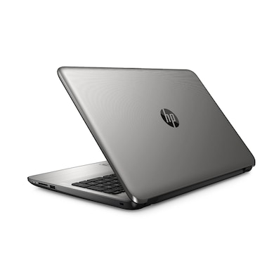 HP 15-AY011TX 15.6 Inch Laptop (Core i5 6th Gen/4GB/1TB/Win 10/2GB Graphics) Turbo SIlver Price in India